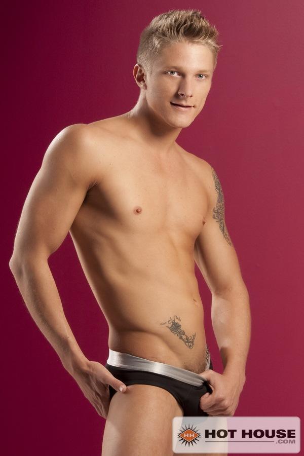 hot blonde stud gay