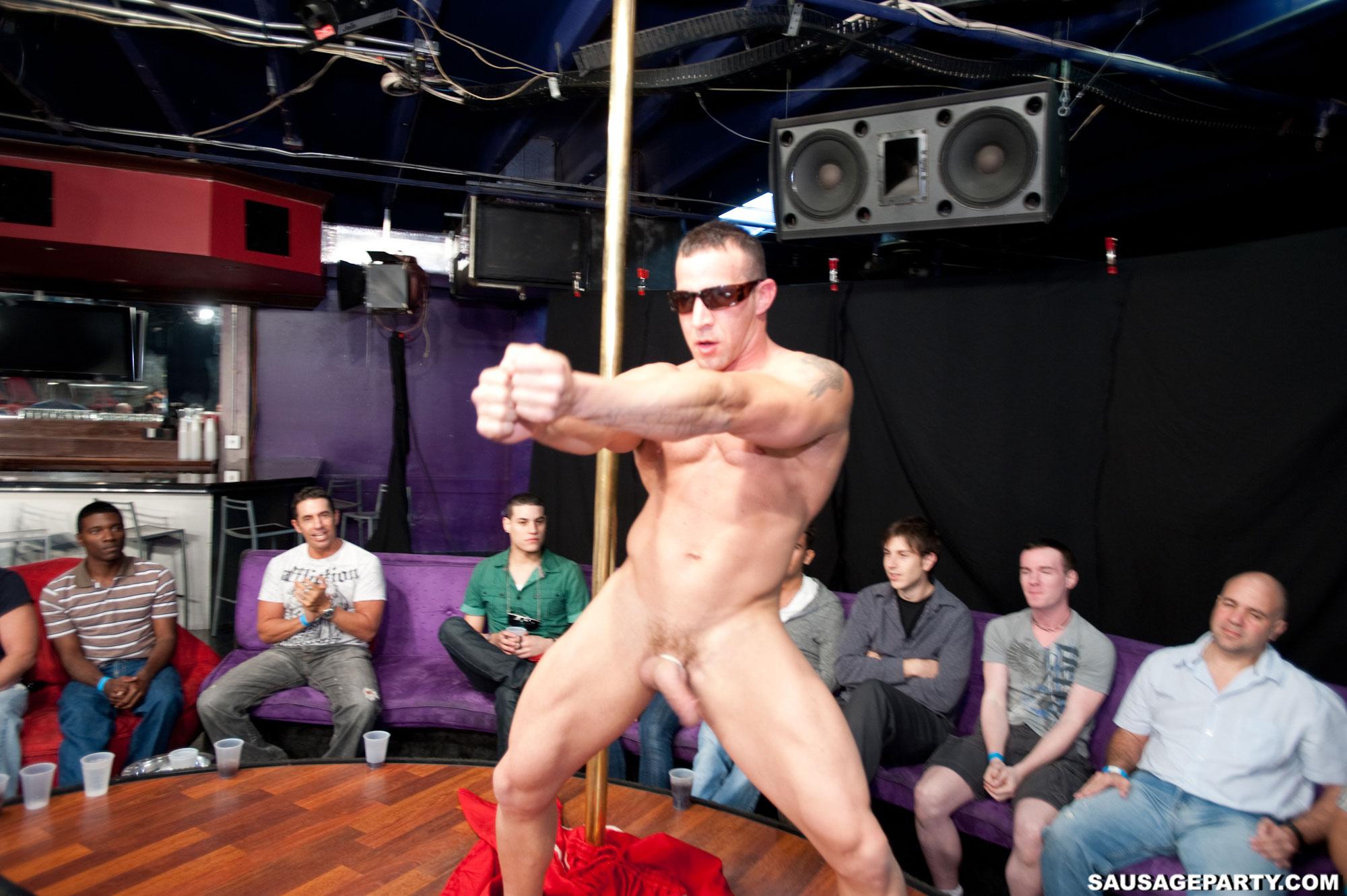 Hot stripper male