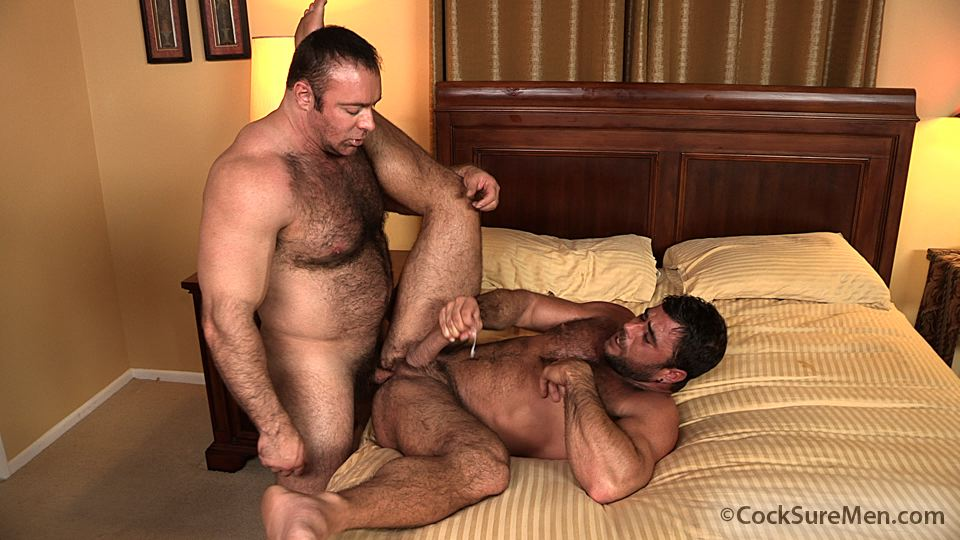 smooth gay grampas cum play red tube