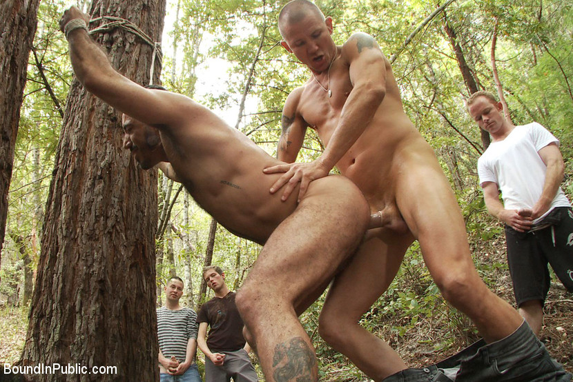 image Outdoor male gay whippings xxx jacob gets