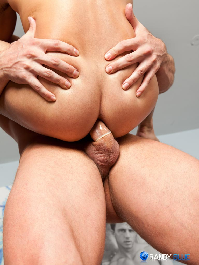 Good Looking Butt Buddies Have Hardcore Anal Fuck Session