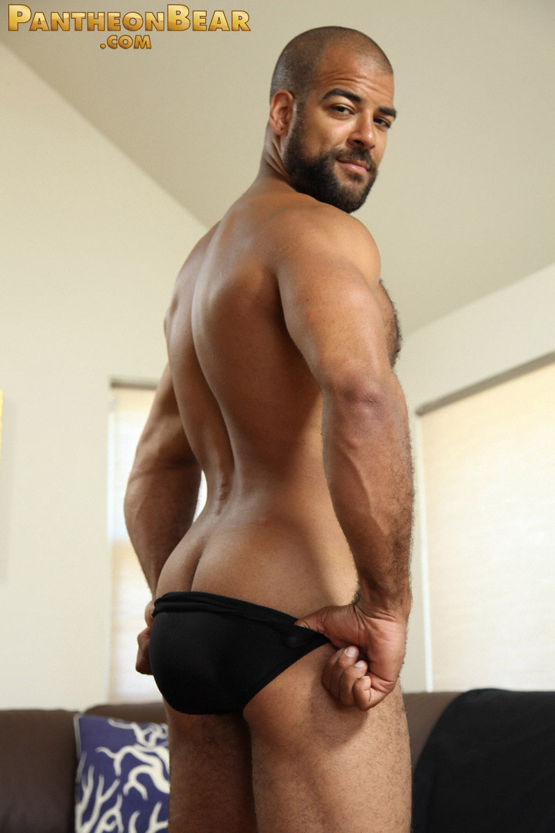 from Amos nude black men naked