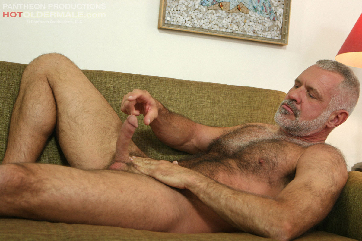 Alone! mature hairy muscle daddy sorry
