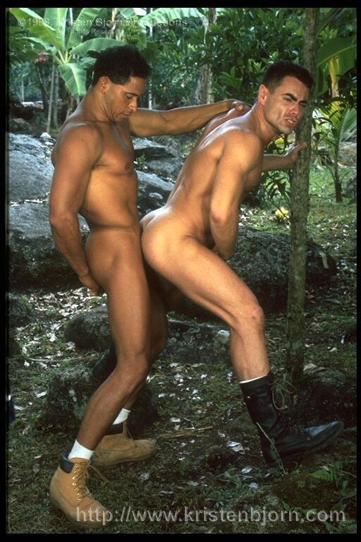 Amazon Adventure Gay Porn Video