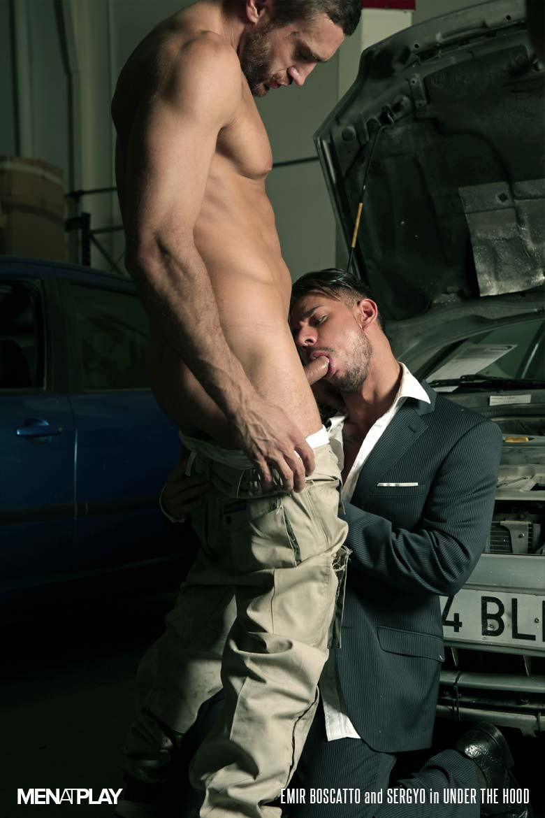 Under The Hood Videos and Gay Porn Movies :: PornMD