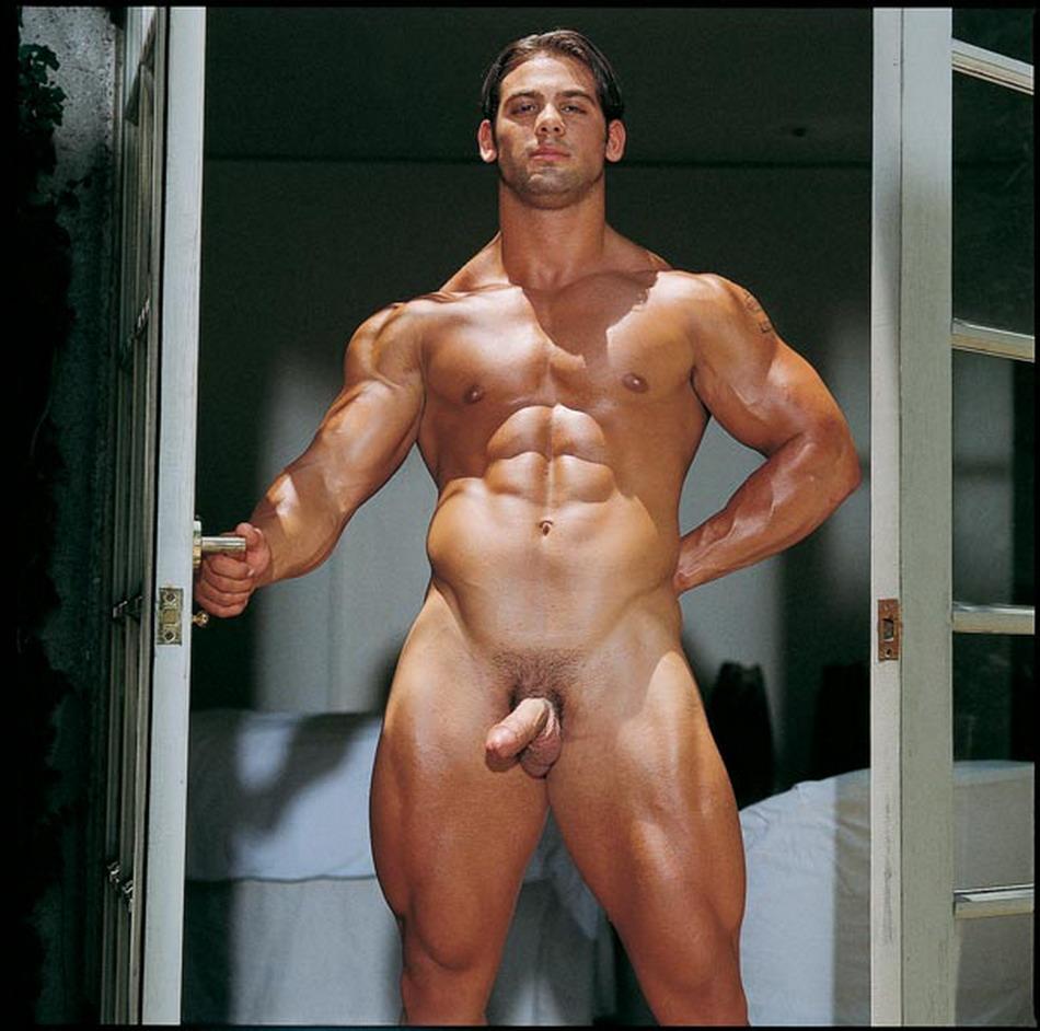 Muscle men videos