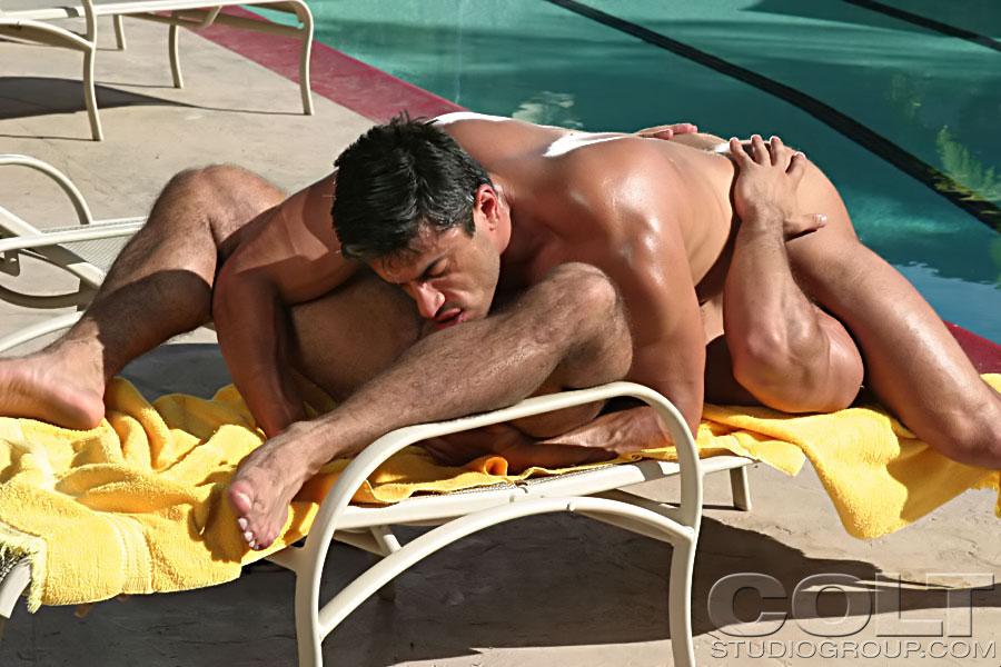 private club gay sex video