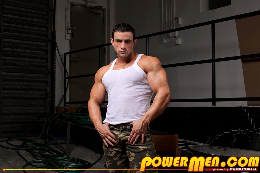 Bodybuilder Beautiful: Ko Ryu