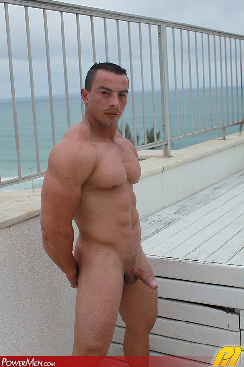 Muscle Male Naked Porn