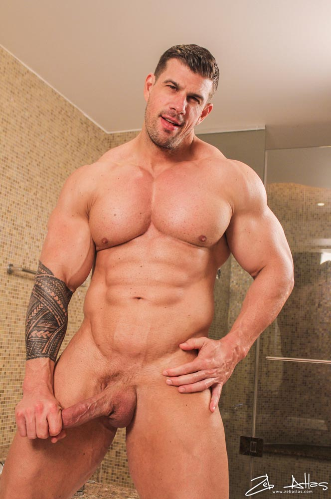 nude pictueres of porn actor zeb atlas