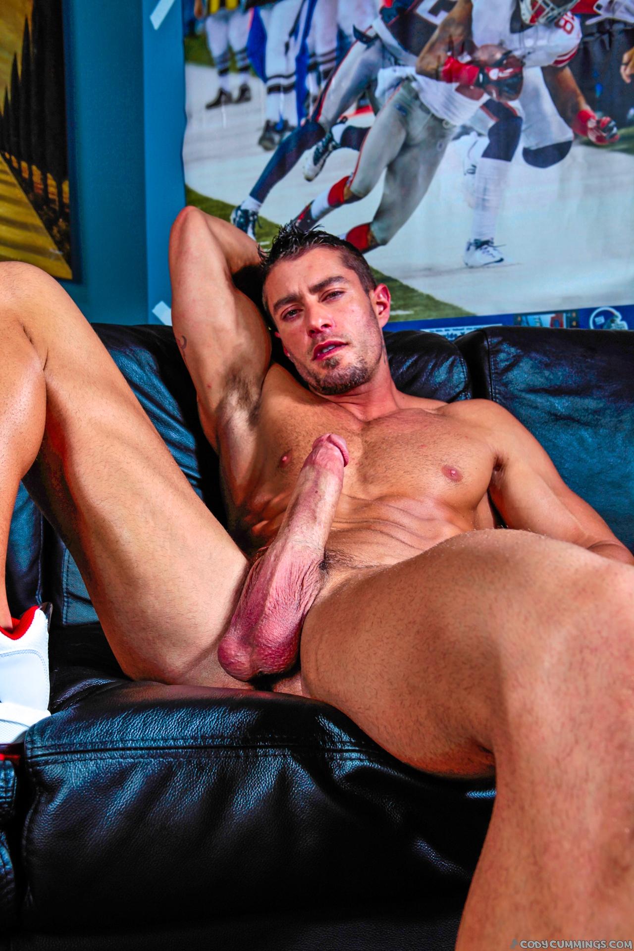 Cody cummings big cock