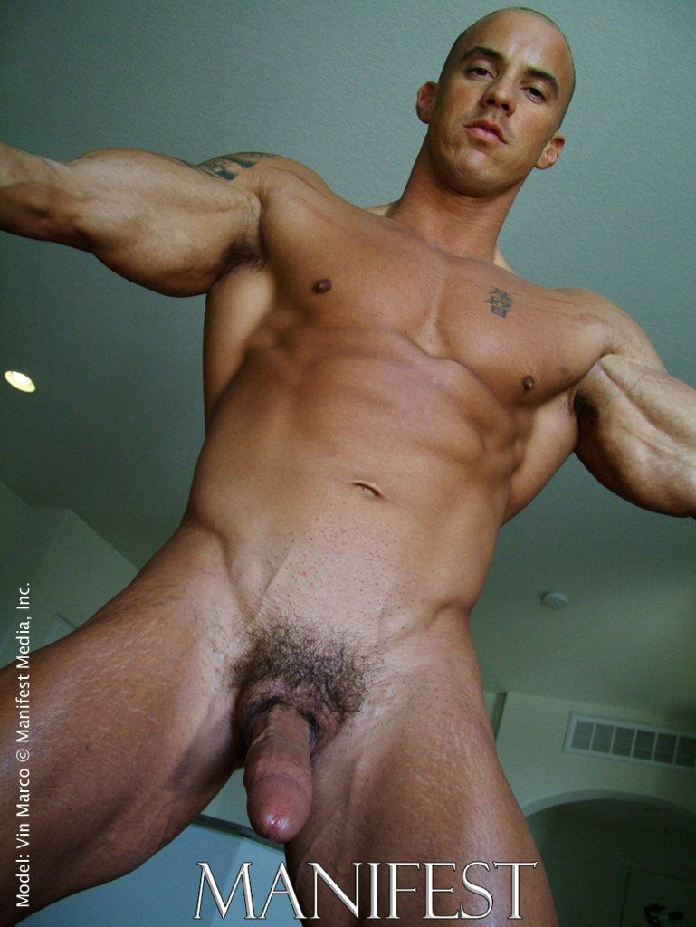 muscle hunk porn