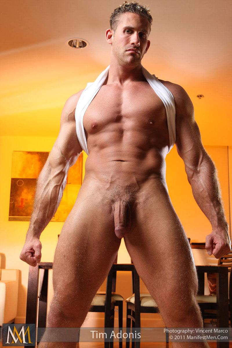 strong men naked porn