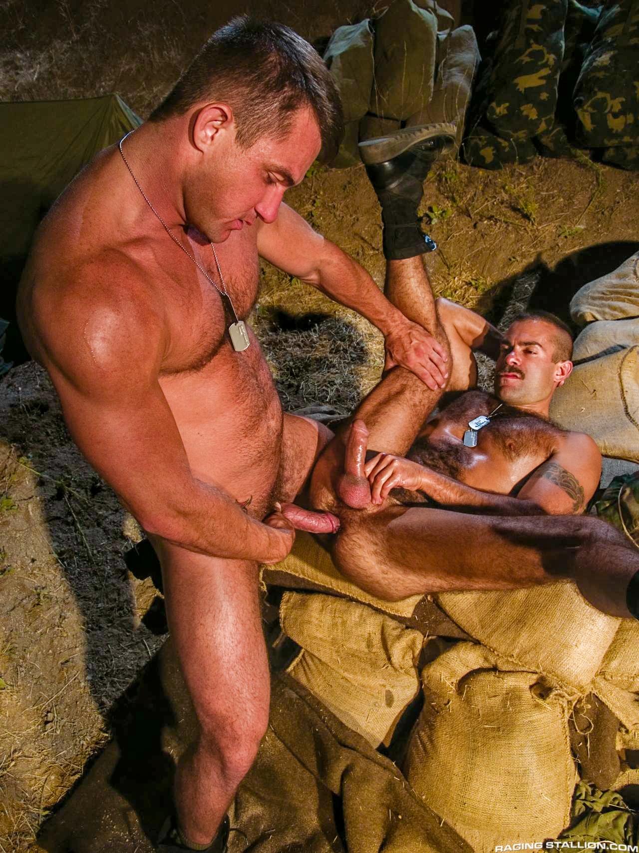 Gay Porn Military