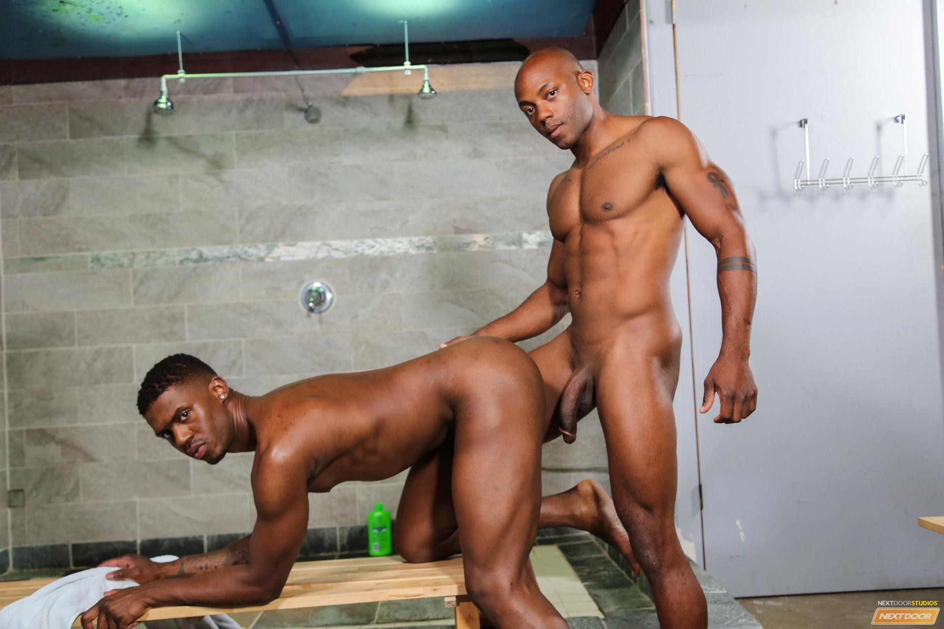 black thick naked men photos