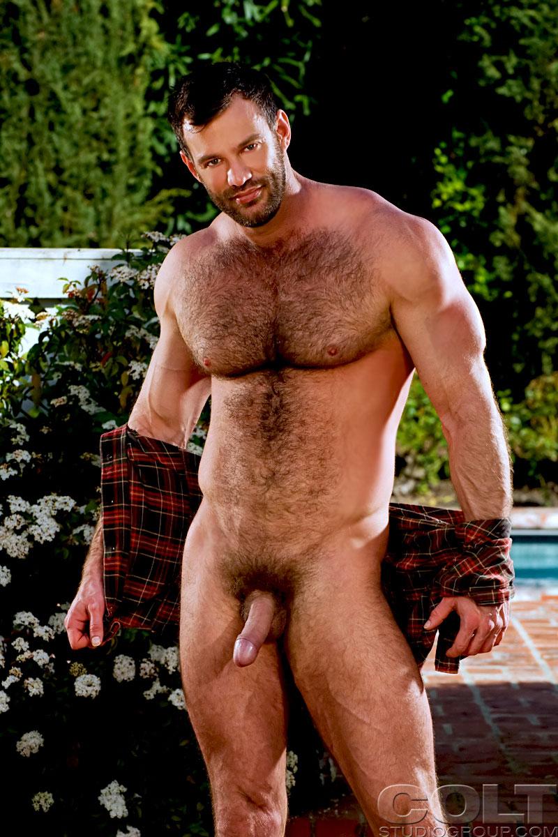 hot hung nude men